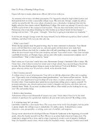 Good College Application Essay Writing Tips Buy college application essays outline