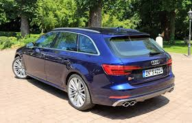 Audi S  Avant wagon  which won     t be coming to Canada  Driving