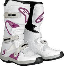 women s sportbike boots alpinestars women u0027s stella tech 3 offroad motorcycle boots white