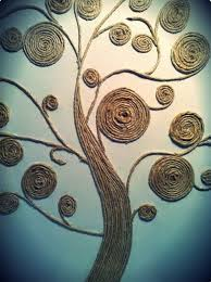 Craft Ideas Home Decor Best 25 Wall Art Crafts Ideas On Pinterest Decorative Art