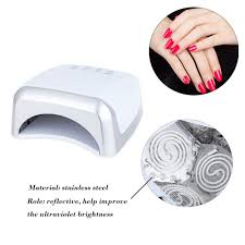 60w uv led dual purpose high power manicure led phototherapy