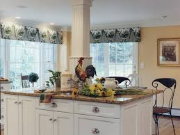 French Country Kitchen Cabinets Photos Color Turns All White Kitchen Into A French Bistro Hgtv