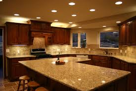 granite countertop kitchen cabinet door makeover travertine