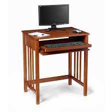 convenience concepts designs2go oak mission desk hayneedle