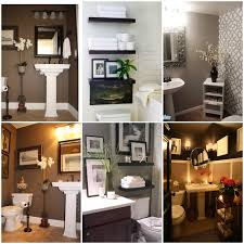 Decorating Ideas Bathroom My Half Bathroom Decor Inspirations Perfect For The Downstairs