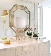 Ideas For Bathroom Mirrors Mirror On Mirror Decorating For Bathroom Best 10 White Mirror