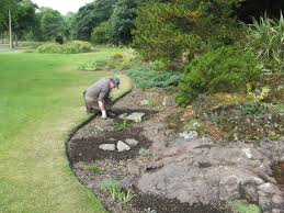 Rock Garden Plants Uk by Barnhill Rock Garden Broughty Ferry Scree Bed