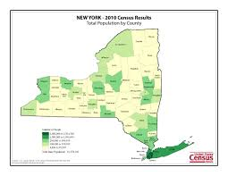 New York Map Us by Census 2010 News U S Census Bureau Delivers New York U0027s 2010