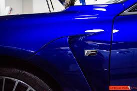 lexus wheels paint code lexus f sport clear bra paint protection u0026 cf roof overlay