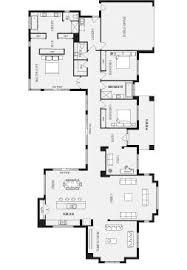 Home Floor Plan Layout Best 25 Narrow House Plans Ideas On Pinterest Small Open Floor