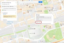 Mapping A Route by Send A Custom Route On Google Maps To Your Phone