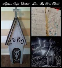 diy nightmare before christmas and haunted mansion halloween props