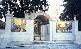 Памятник Апостолу Павлу в Верии