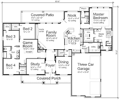 Plans Design by Luxury House Plan S3338r Texas House Plans Over 700 Proven