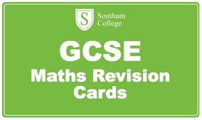 Year    GCSE History Students   Year    Blog GCSE Maths Revision Cards