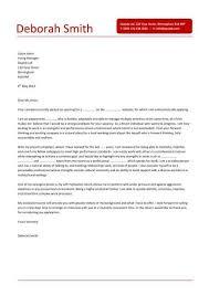 Cover Letter Template For Interior Designer Resume Sample     My Document Blog
