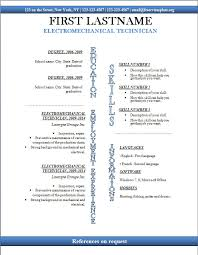 Free Resume Microsoft Word Templates  free resume templates     soymujer co All CV     s and Cover Letters are downloadable as Adobe PDF  MS Word Doc  Rich Text  Plain Text  and Web Page HTML Formats  Click to Enlarge Image