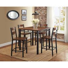 Patio Furniture Counter Height Table Sets - kitchen u0026 dining furniture walmart com