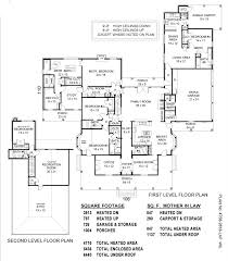 fancy 3 suite house plans 1 plan 17647lv dual master suites on