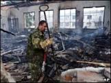 Comissão culpa forças russas por tragédia de Beslan