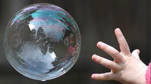 парад мильних бульбашок в Хмельницькому