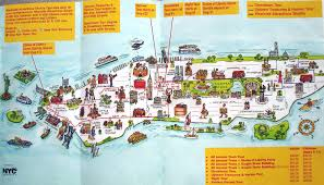 Map New York City by Maps Update 30001102 Tourist Map Of New York City Of Nyc Fair Map