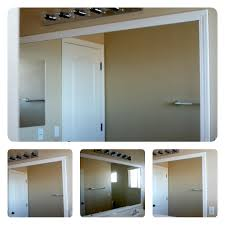 beautiful framed espresso bathroom mirrors 48 with additional with