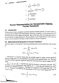 fourier transform ganesh rao signals and systems