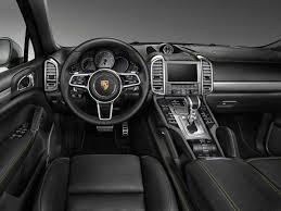 Porsche Cayenne Inside - porsche exclusive cayenne s e hybrid in meteor grey metallic