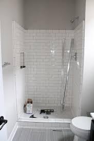 Bathroom Shower Design by Shorewood Mn Bathroom Remodels White Subway Tile Shower Subway