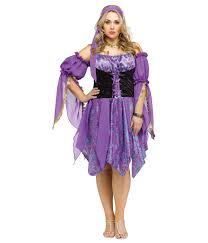 gypsy fortune teller womens plus size costume professional costumes