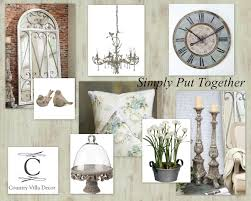 Decorating Country Homes Country Cottage Style Decorating Idea