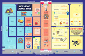 Oregon State Fair Map by State Fair Map Minnesota State Fair Parking Map Inspiring World