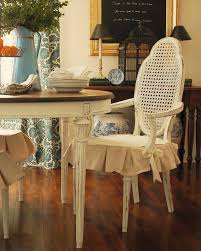 miss mustard seed dining chair slipcover tutorial seaside ranch