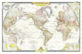 World Map Pinboard by 1951 World Map Historical Maps