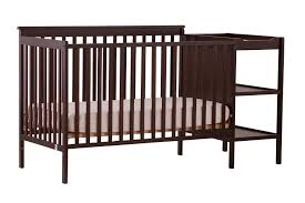 Convertible Crib Changer Combo by Amazon Com Stork Craft Milan 2 In 1 Fixed Side Convertible Crib
