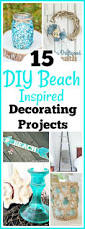 Home Decor Diy Projects 15 Diy Beach Inspired Home Decor Projects