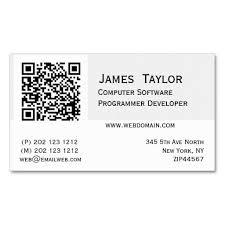 Standard Business Card Design 187 Best Programmer Business Cards Images On Pinterest Business
