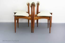 Teak Dining Room Set Mid Century Chatley Teak Dining Chairs X 4 Vintage Retro Danish