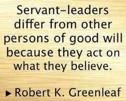 Servant leadership case study