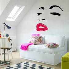 discount sexy women murals 2017 sexy women wall murals on sale sexy woman audrey hepburn wall art stickers decal diy home decoration wall mural removable room decor