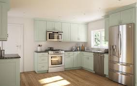 society shaker sage pre assembled kitchen cabinets the rta store