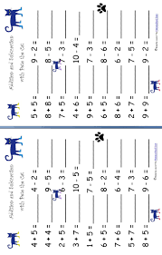 Regrouping Worksheets Math Worksheets For Kindergarten Addition And Subtraction Math