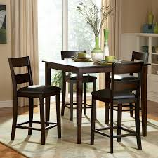 chair homelegance weitzmenn counter height dining table 5350 36