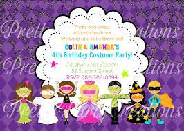 kids christmas party invitation wording ideas halloween party