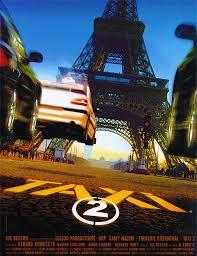 Taxi 2: Alta tensión