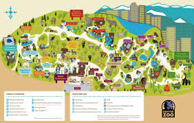 Blank Park Zoo Map by Maps Update 1000772 Oregon Tourist Attractions Map U2013 Cave