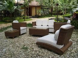 Wood Patio Furniture Sets - stylish contemporary outdoor patio furniture sets design