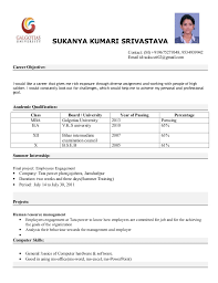 Sample Resume For Overseas Jobs by Format Resume Resume Format For Foreign Jobs International Resume