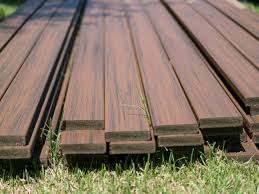 the different kinds of decking materials diy